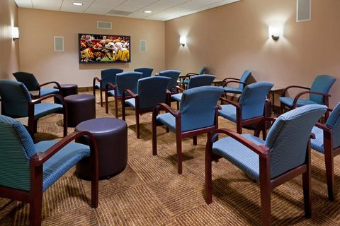 Homewood Suites by Hilton Albany Hotel - Media Room