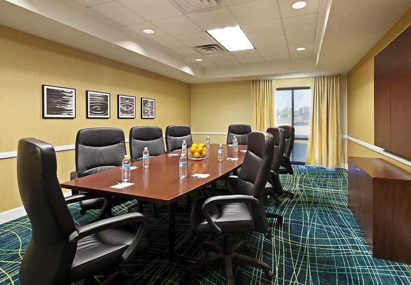 SpringHill Suites by Marriott Austin North Toplantı salonu