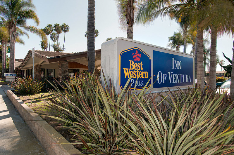 BEST WESTERN PLUS INN VENTURA