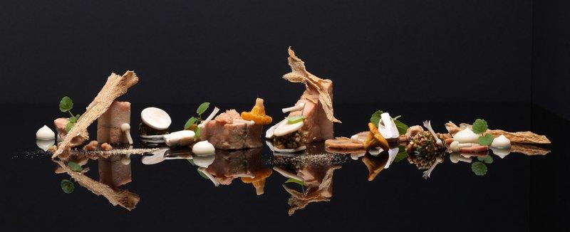 InterContinental IC Amstel-Amsterdam Gastronomia