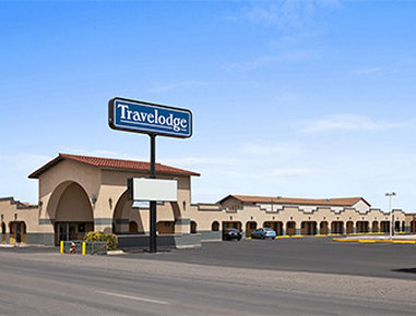 Travelodge Clovis - Our Location