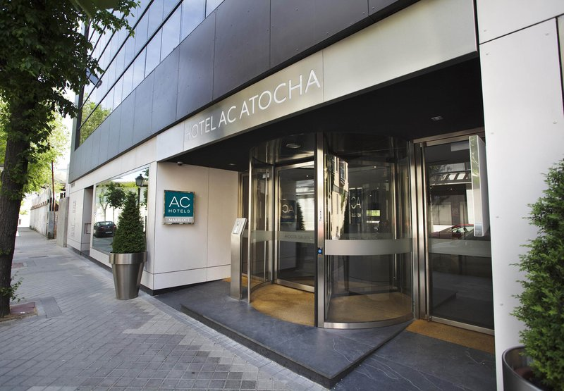 AC Hotel Atocha by Marriott Set udefra