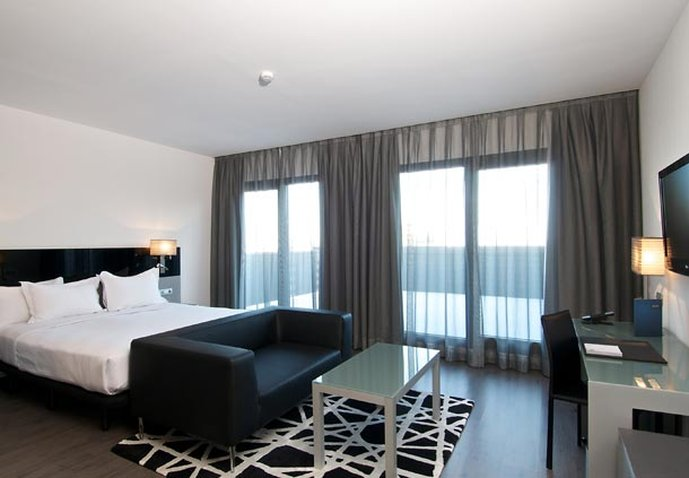 AC Hotel Atocha by Marriott Chambre
