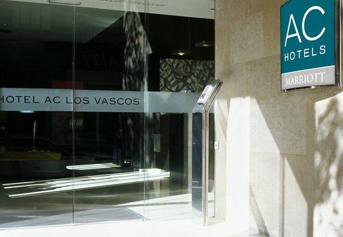 AC Hotel Los Vascos by Marriott Vue extérieure