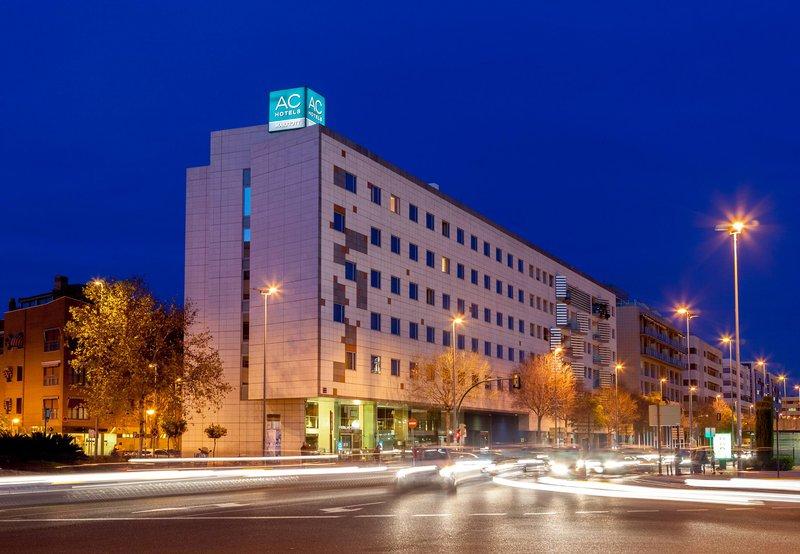 AC Hotel Cordoba by Marriott Pohled zvenku