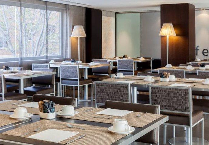 AC Hotel Cordoba by Marriott Gastronomie