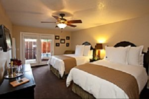 Sycamore Mineral Springs Resort - Stay Guestroom