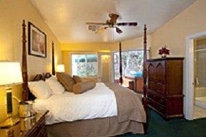 Sycamore Mineral Springs Resort - Stay Guestroom Queen Suites