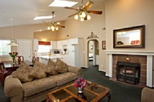 Sycamore Mineral Springs Resort - Stay Guestroom Two Bedroom