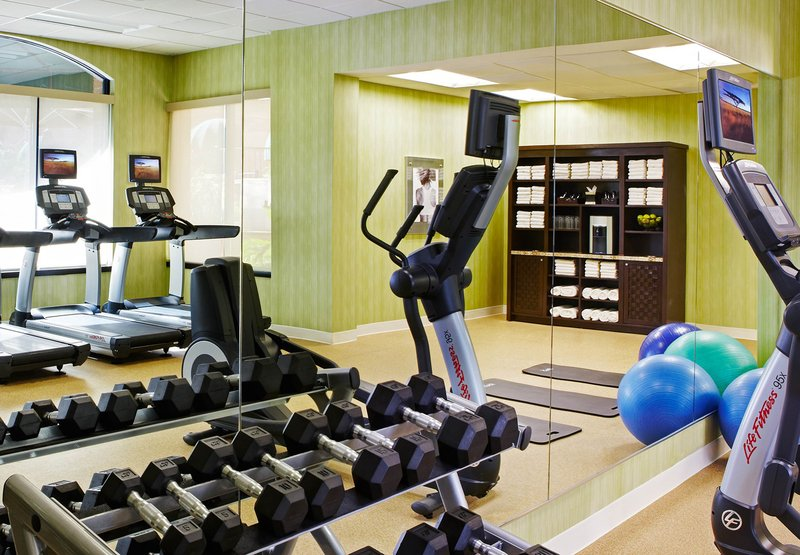 Hotel Scottsdale Marriott Suites Old Town Fitness-klubb
