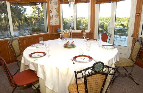 Chateau De Yeuse Cognac - Private Dining