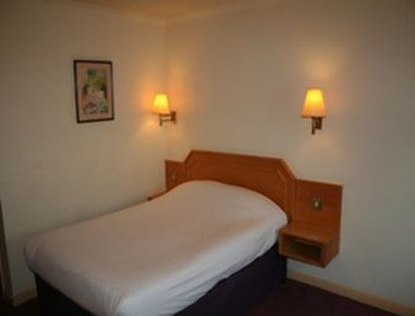 Days Inn Taunton Vista do quarto