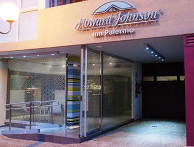Howard Johnson Inn Palermo Kilátás a szabadba