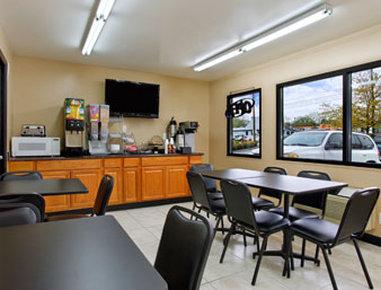 Travelodge - Nashville TN - Breakfast Area