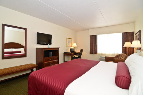 BEST WESTERN PLUS Longbranch Hotel & Convention Center - King Business Room