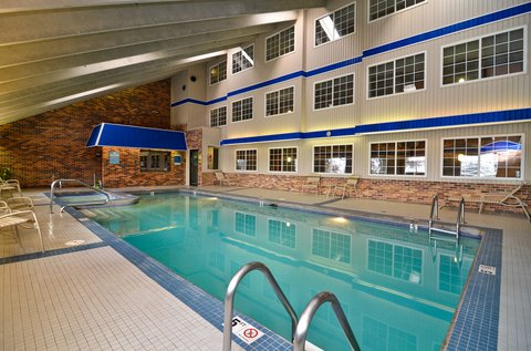 BEST WESTERN PLUS Longbranch Hotel & Convention Center - Indoor Pool  Whirlpool and Dry Sauna