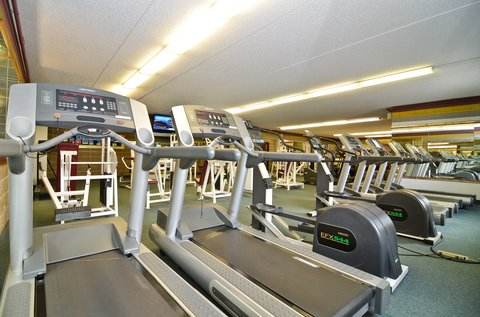 BEST WESTERN PLUS Longbranch Hotel & Convention Center - Gold Pointe Fitness Club