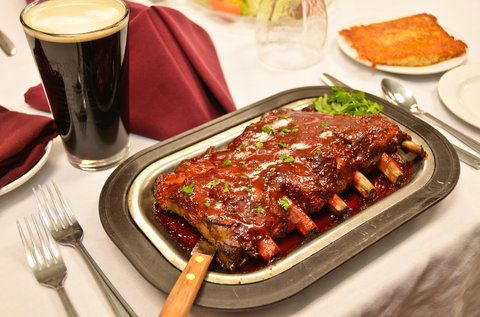 BEST WESTERN PLUS Longbranch Hotel & Convention Center - BBQ Ribs