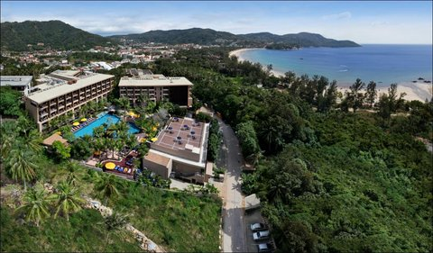 普吉岛爱维斯塔度假村 - Hotel Facade