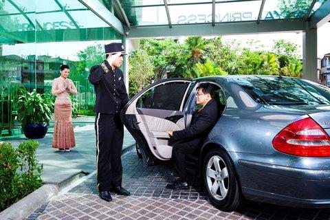 Royal Princess Larn Luang Hotel - Welcome