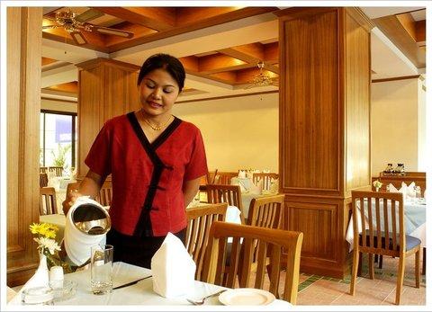 Patong Beach Lodge Hotel - Restaurant