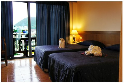 Patong Beach Lodge Hotel - Superior Room Twin Bed