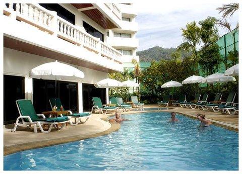 Patong Beach Lodge Hotel - Swimming Pool