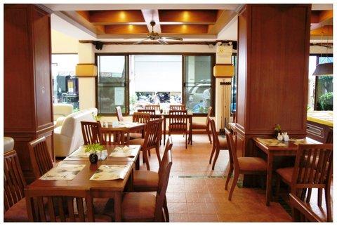 Patong Beach Lodge Hotel - Coffee Shop