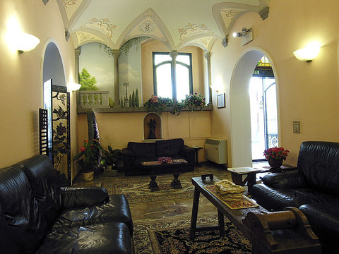 Hotel City - Lounge