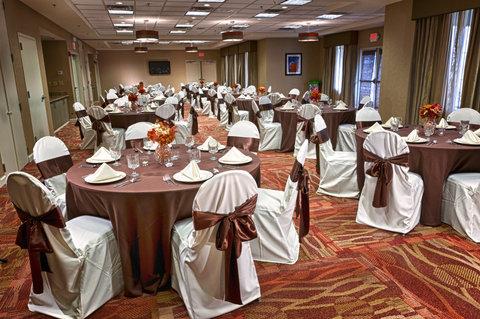 Hilton Garden Inn Chattanooga Hamilton Place - Our Tennessean Meeting Room