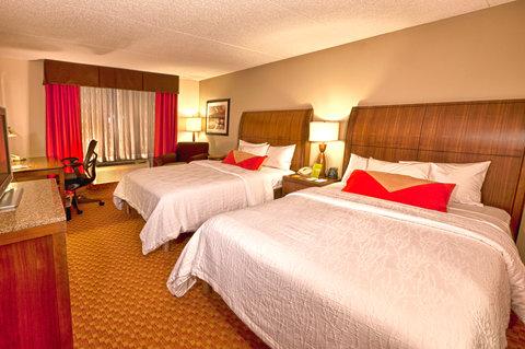 Hilton Garden Inn Chattanooga Hamilton Place - Two Queens Guest Room