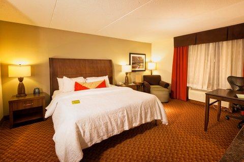 Hilton Garden Inn Chattanooga Hamilton Place - King Guest Room
