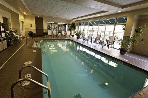 Hilton Garden Inn Chattanooga Hamilton Place - Sparkling Indoor Heated Pool