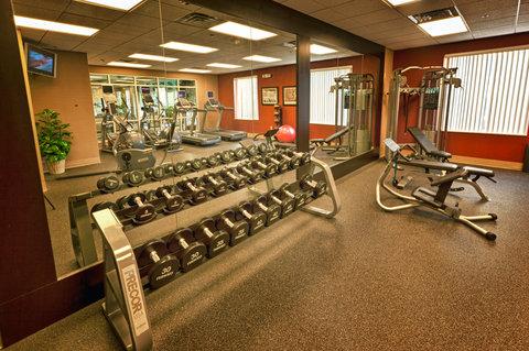 Hilton Garden Inn Chattanooga Hamilton Place - State of the art Precor Fitness Center
