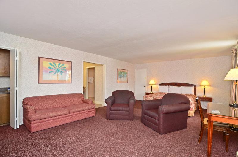 Americas Best Value Inn - North Highlands, CA