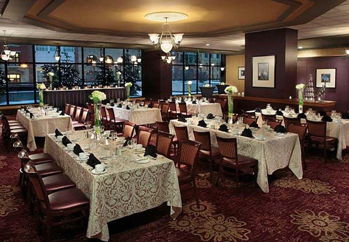 Calgary Marriott Downtown Hotel Restauration