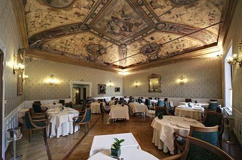 Grandhtl Majestic Gia Baglioni - ICarracci Restaurant