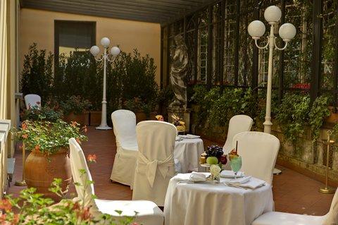 Grandhtl Majestic Gia Baglioni - Terrace