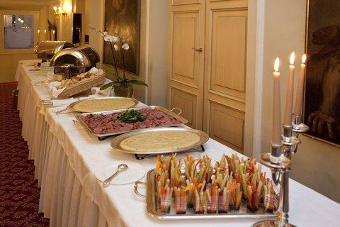 Grandhtl Majestic Gia Baglioni - Banqueting Foyer