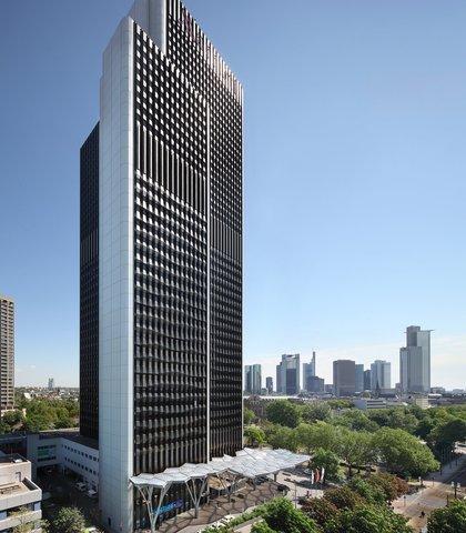 Frankfurt Marriott Hotel - Exterior