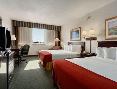 Baymont Inn and Suites Keokuk Vista della camera