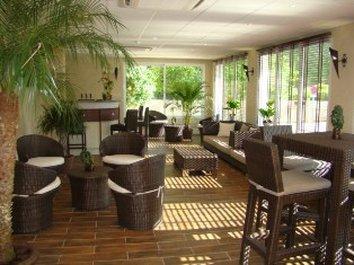 Brit Hotel Olympia - LOUNGE