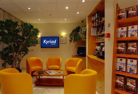 Kyriad - Rennes Centre Bar/Lounge