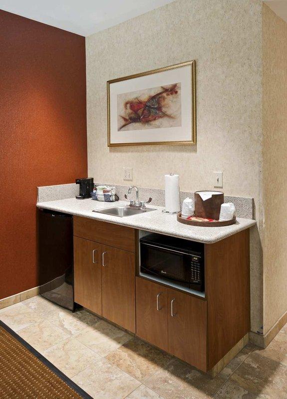 Hampton Inn & Suites Colton/San Bernardino, CA Bar/salón