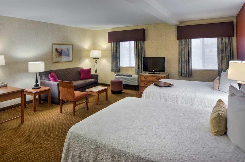 Hampton Inn & Suites Colton/San Bernardino, CA Apartmá