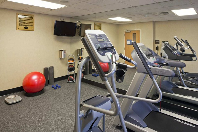 Hampton Inn & Suites Colton/San Bernardino, CA Fitness Club
