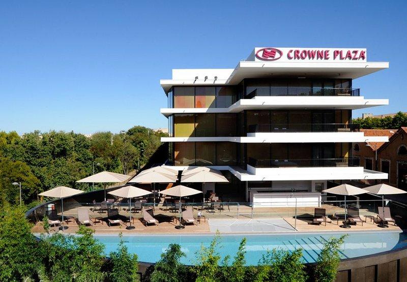 Crowne Plaza Montpellier Corum Außenansicht