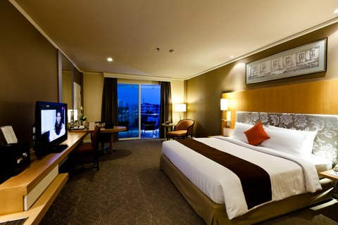 Royal Princess Larn Luang Hotel - Deluxe Double