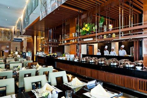 Royal Princess Larn Luang Hotel - Restaurant
