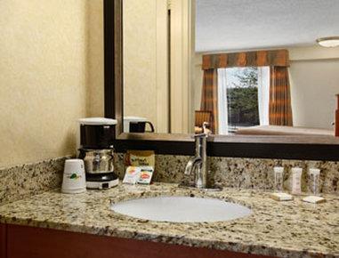 Howard Johnson Express Inn - Washington Billede af værelser